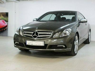 begagnad Mercedes E250 Coupé / 7363Mil / Sv-såld / Avantgarde
