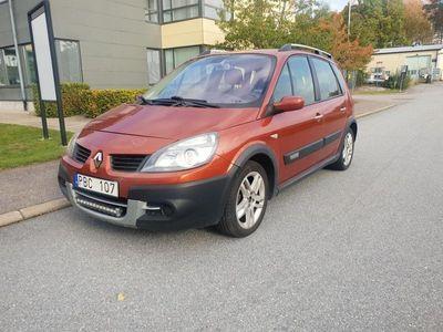begagnad Renault Scénic 1.9 dCi 130hk