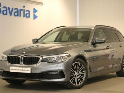 begagnad BMW 502 520 d xDrive Touring Sport line Drag HiFi 2020, Kombi Pris700 kr