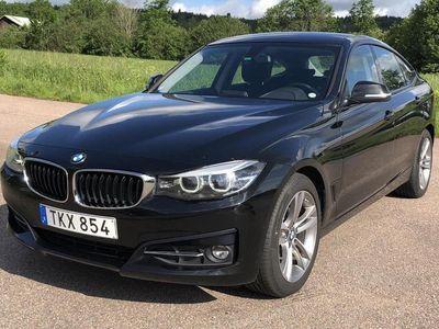 brugt BMW 320 Gran Turismo d xDrive, F34, Sport Line