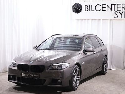 begagnad BMW 535 d xDrive Touring Steptronic, 313hk