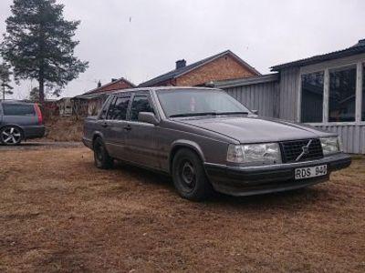 usado Volvo 760 turbo -90