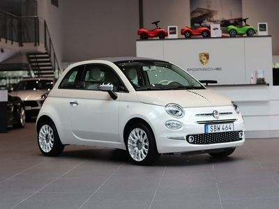 begagnad Fiat 500C 60th Anniversary
