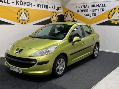 begagnad Peugeot 207 5-dörrar 1.4 VTi 95hk