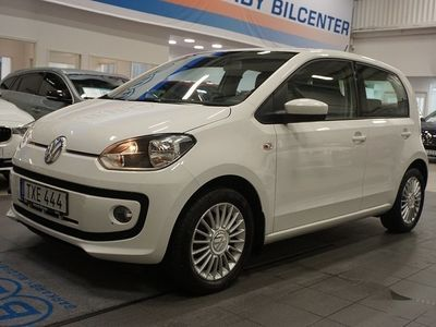 gebraucht VW up! High UpHigh 1.0 Drive 2014, Halvkombi 69 900 kr