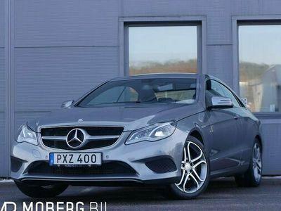 begagnad Mercedes 219 E Benz E Coupé 220 BlueTEC Navi Läder 2014, Sportkupé Pris900 kr