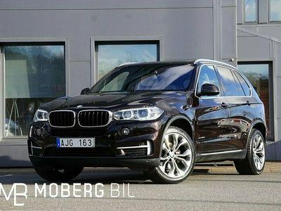 begagnad BMW X5 xDrive 30d 258hk Panorama Värmare Skinn