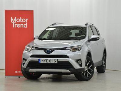 begagnad Toyota RAV4 Hybrid E-FOUR Active Plus ,Drag