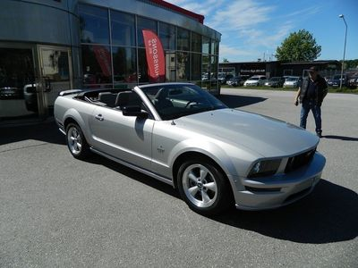 brugt Ford Mustang GT Convertible 4.6 V8 Automat 304hk