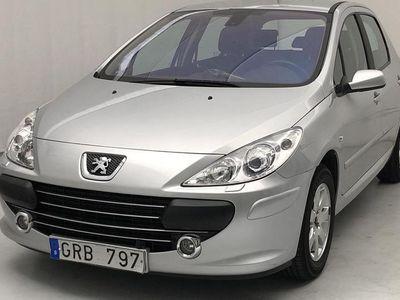 begagnad Peugeot 307 1.6 Bioflex 5dr