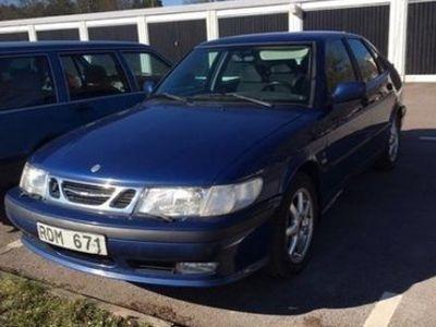begagnad Saab 9-3 2.0T