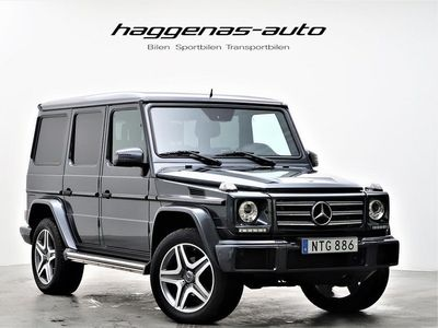 begagnad Mercedes G350 d / Distronic / Harman / Kardon