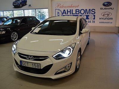 begagnad Hyundai i40 Kombi CRDi 6