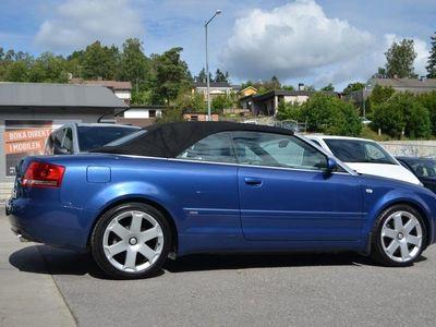 begagnad Audi A4 Cabriolet 3,0
