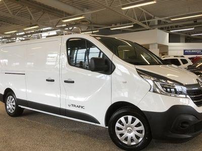 begagnad Renault Trafic Van Skåp Nordic Line L2H1 145 A 2020, Transportbil 406 375 kr