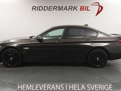 begagnad BMW 525 d Sedan Skinn El-Stolar EU6 PDC