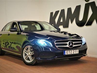 begagnad Mercedes E220 Drag | Keyless | S&V Hjul