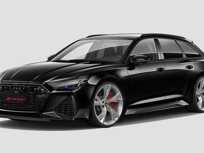 begagnad Audi RS6 NU BESTÄLLNINGSBAR 2020, Personbil 1 110 000 kr