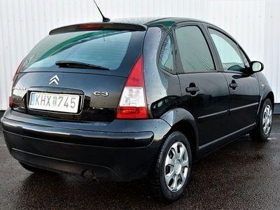 gebraucht Citroën C3 1,4 Nybesiktigad Toppskick