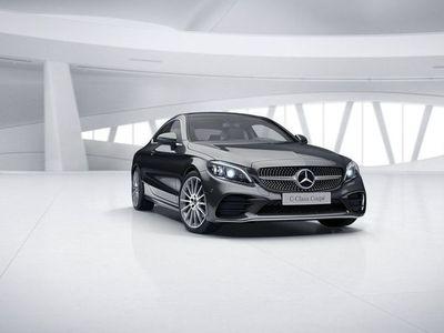 begagnad Mercedes C220 220 d 4MATIC Coupé