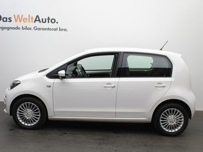 begagnad VW up! HIGH 75HK / DRIVEPAKET