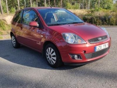 used Ford Fiesta -08