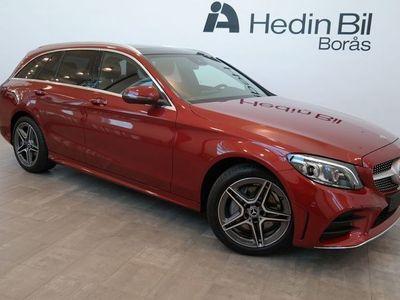 brugt Mercedes C220 d 4MATIC