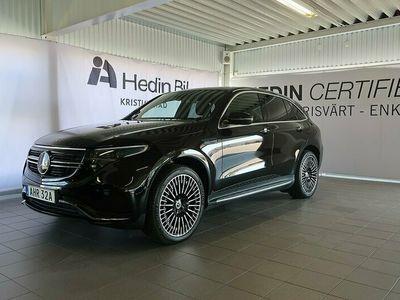 begagnad Mercedes EQC400 EQC4MATIC AMG-Line, Premium Plus