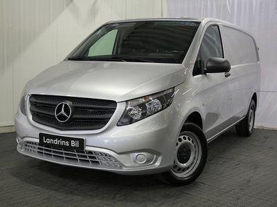begagnad Mercedes Vito 116 CDI Lång 4x4 7G Aut
