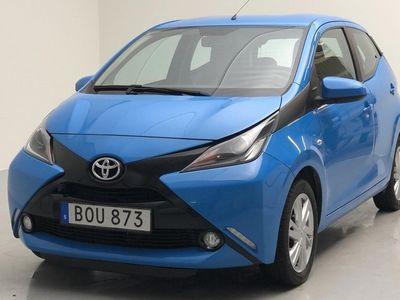 begagnad Toyota Aygo 1.0 5dr (69hk)