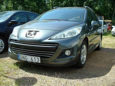 begagnad Peugeot 207 1.6 HDi FAP 90hk