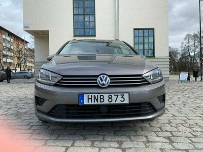 begagnad VW Golf Sportsvan  VW AUV