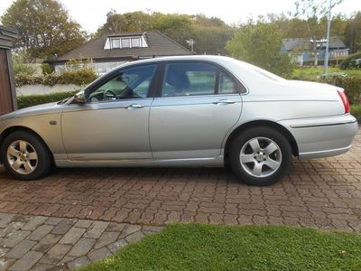 begagnad Rover 75 2002