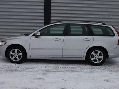 begagnad Volvo V50 1,6D Momentum (109hk)