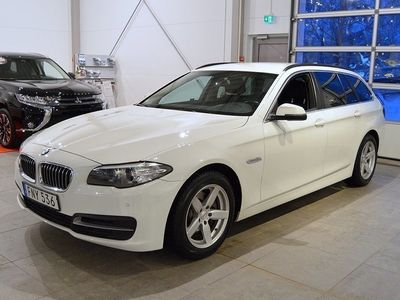 used BMW 520 D X-Drive Touring Automat