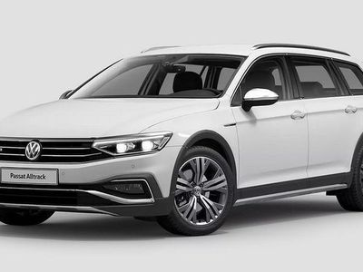 begagnad VW Passat Alltrack Exec Business Edition Ski team