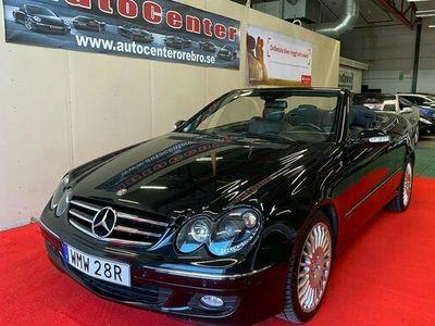 begagnad Mercedes 200 CLK BenzKompressor Avantgarde Sport 2008, Personbil Pris 139 900 kr
