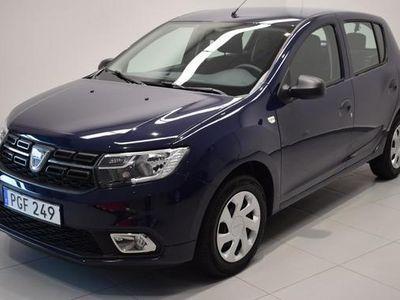 begagnad Dacia Sandero PhII 0,9 TCe 90 Essential 2017, Halvkombi 79 000 kr