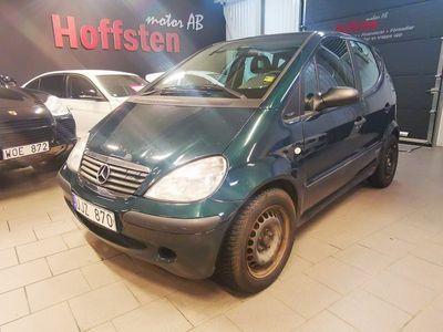 begagnad Mercedes A160 102hk