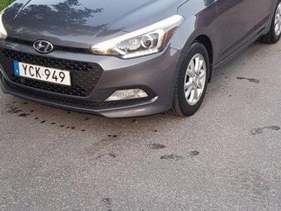 begagnad Hyundai i20 Go 1.2
