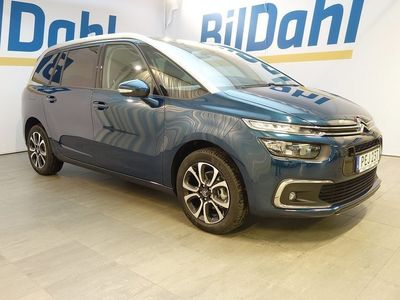 begagnad Citroën C4 Grand SpaceTourer 1.5 B-HDi EAT 7-sits 130hk