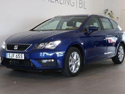 begagnad Seat Leon ST 1.6 TDI 115 HK Aut/Drag/Teknikpa
