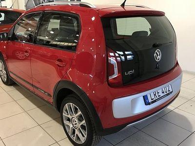 begagnad VW up! Cross 1,0 TFSi NAV BT 2015, Halvkombi 99 900 kr