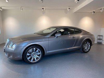 begagnad Bentley Continental GT 6.0 W12 560hk /2850mil