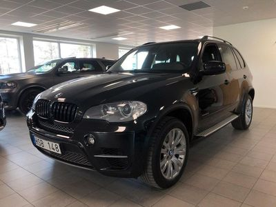 begagnad BMW X5 xDrive40d Steptronic 306hk