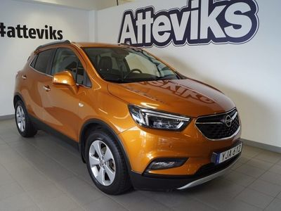 begagnad Opel Mokka X 1.6 CDTI 136hk Värmare