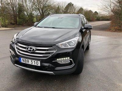 begagnad Hyundai Santa Fe 2.2 CRDi 4WD PremiumPlus 5