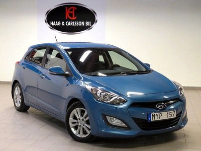 begagnad Hyundai i30 1,6 Crdi Business