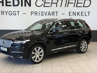 gebraucht Volvo XC90 D5 AWD (225hk) INSCRIPTION / 7-SITS / PANORAMA