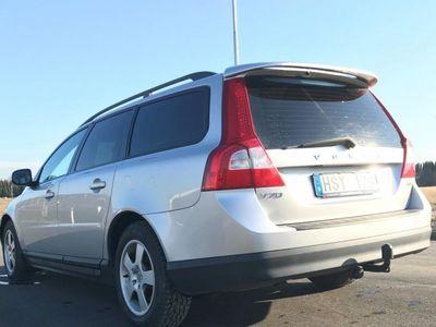 begagnad Volvo V70 2,4D Business, Kinetic/ Drag,Vinge,